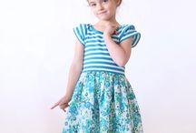 4/5 year old girls dress pattern