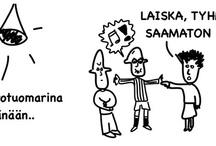 Sarjakuvat / Sarja Kuvia -blogin strippejä.