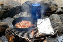 Camping Meal