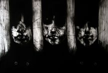 Joseph Loughborough / Schizophrenia Artist model 1