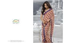 White Magic / Designer Printed Sarees