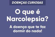 Doenças Curiosas