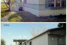 Manufactured home Misc. / by Julie Garden