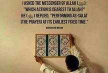 Islamic Hadith + Ayahs + Quotes