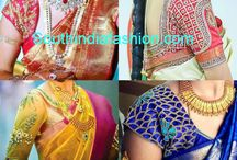 Silk Saree blouses