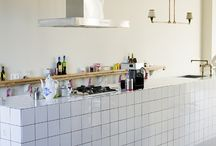 Kitchen & tiles