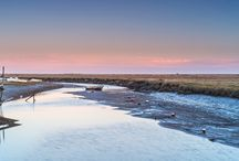 Beautiful Blakeney / Voted runner up for the Countryfile magazine's Nature Reserve of the Year 2015/16 with Blakeney Point being on of North Norfolk's most inconic landmarks