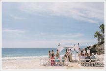 || The Ceremony || / Wedding Venue Inspiration. Images by LaCoursiere & Co.  LaCoursierePhoto.com