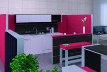 Büroküchen / Für eine optimale Versorgung Ihrer Mitarbeiter oder Gäste!