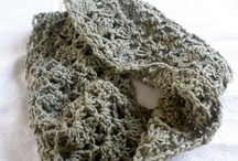 Crochet Scarves, Shawls, and Ponchos