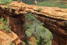 Places to go in Arizona / by Thomas Tessier