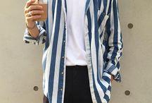 Stripe Shirt Ideas