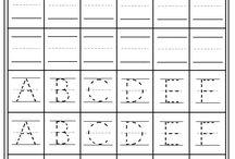 Fun with the Alphabet / by Lynn Olijnyk
