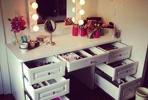 Inspiration: Make-up and Beauty / Ideensammlung zum Thema Make-up und Beauty