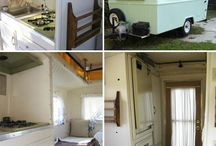 Caravan Renovation / Ideas and inspiration for renovations and doing up my caravan.