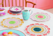 crochet doily and rug