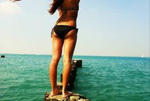 Summertime! / Sun. Beach. Sand. Love.