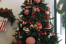 Navidad  casa condenadota