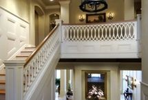Stairs / by Capstone Realty and Financial Inc