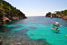 Die schönsten Strände auf Mallorca / Hier ist eine Karte mit den schönsten Buchten und Stränden auf Mallorca.