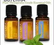 doTerra and Essential Oils / by Jennie Smith