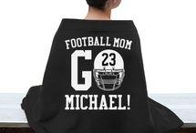 Football Mom / by Brianna Singletary