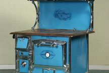wood cookstoves