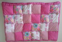 patchwork, krabbeldecke, babygirl