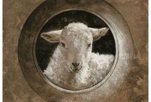 Sheep and Goats (Барашки и козочки) / sheep and goats