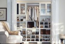 Closet design / by Robin Finklea