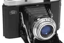 PHOTOGRAPHY - My Cameras / in more than 50 years my cameras