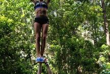Cheerleading  / by Kristen Thomas
