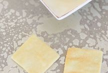 Crackers / Paleo crackers, Keto crackers, low carb crackers, healthy food