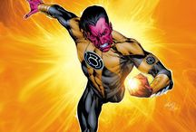 DC Comics villains & anti heroes
