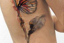 Tattoo art Ü / by Melissa Garcia
