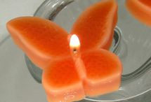 Tropical Orange Wedding