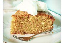 Kuchen mit Polenta/Griess