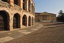 Verona. Città scaligera di Romeo e Giulietta / Arte, storia, cultura e tradizioni della città che fa da scenario alla più celebre tragedia d'amore al mondo.
