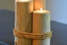 candle holders ideas