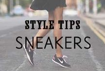 Sneakers / Fashionable Ways to Style Sneakers // http://www.missesdressy.com/blog/70-fashion-forward-ways-to-style-your-sneakers-this-springsummer.html