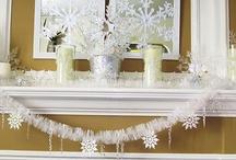 Winter ideas / by Cindy McFee Prince