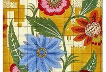 Silk Designers of 18th Century