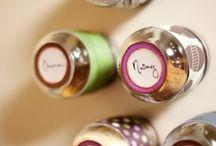 Recycled - Baby Food & Mason Jars