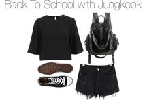 Jungkook Inspired Outfits