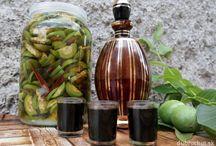 orechovy  likér