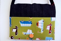 Sewing projects to make for little boys / by O. Guay