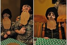 Duck Dynasty Party / by Kelley Nelson