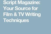 Сайты о сценаристике