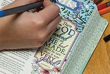 Bible Study/Art/Journaling