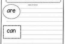 Kindergarten Writing: Nonfiction Informational Writing / This board includes ideas, activities, and resources for teaching nonfiction and informational writing in kindergarten.